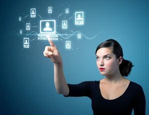 Build social media community